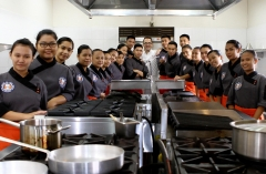 Enderun Colleges | Youth With A Future | Ducasse Institute Philippines
